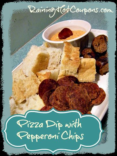 Pizza Dip Main
