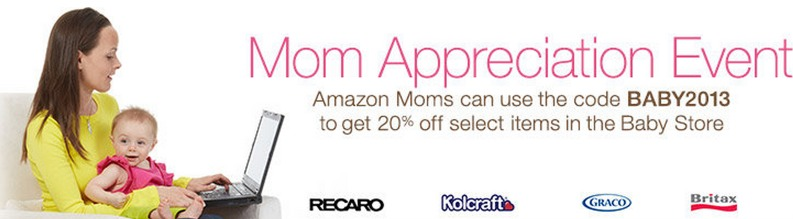 Amazon: *HOT* 20% Off Baby Items Coupon!