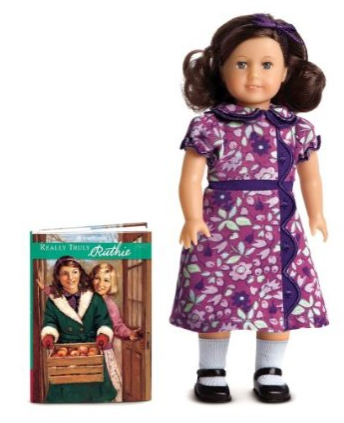american girl doll Amazon: American Girl Mini Dolls Starting at $16.31 (Reg. $23.99)