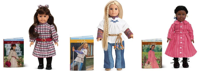 american girl doll1 Amazon: American Girl Mini Dolls Starting at $16.31 (Reg. $23.99)