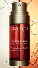 clarins sample
