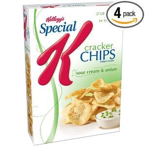 Cracker chips