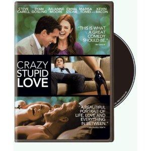 crazy stupid love dvd
