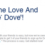 FREE Full Size Dove Products!