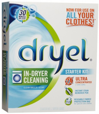 free dryel stater kit at rite aid