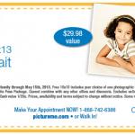 Walmart: FREE 10×13 Wall Portrait!