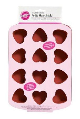 heart mix pan