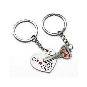 heychain Amazon: Arrow & I Love You Heart  Key Chain only $1.47 shipped!