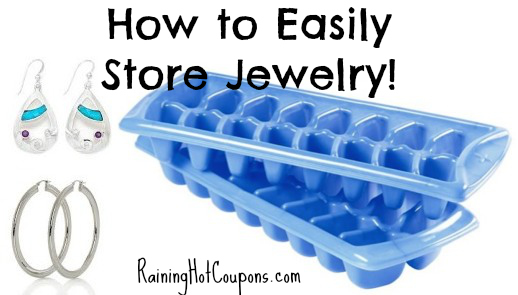 jewelry How to Easily Store Jewelry!