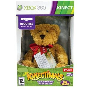 kinectimals with bears