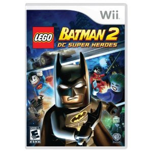 lego batman Amazon: Lego Batman 2 Super Hero for Wii only $10.99 (Reg. $19.99)