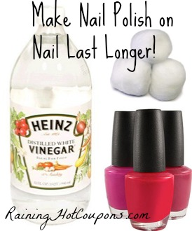 make nail polish last longer