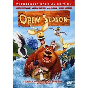 open season on dvd