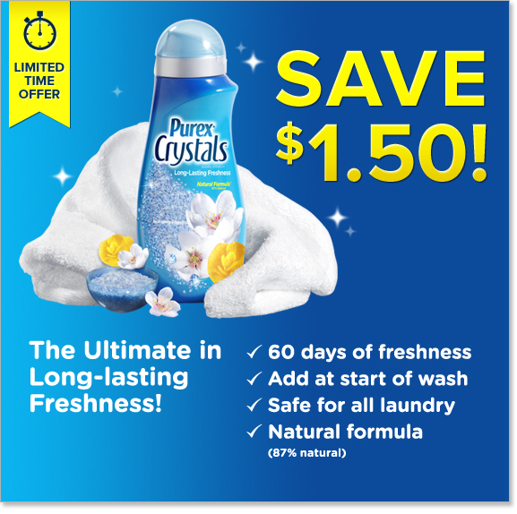 purex coupons