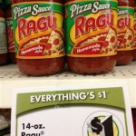 ragu at DT Dollar Tree: Ragu Pizza Sauce only $0.80!
