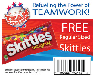 free skittles