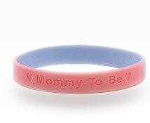 snippet Free Mommy to Be Wristband!