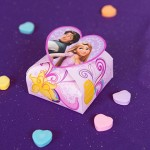 Free Disney Tangled Candy Box Printable