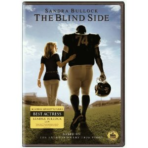 the blind side on dvd