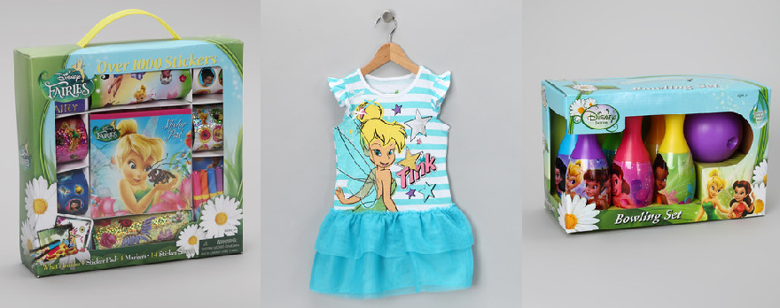 tinkerbell on zulily