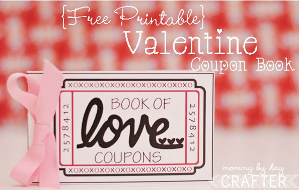 FREE Valentines Day Coupon Booklet (Tasks for Significant Other)