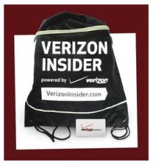 verizone insider bag