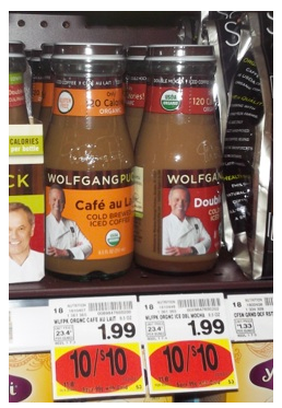 wolfgangpuck Free Wolfgang Puck Iced Coffee at Kroger!
