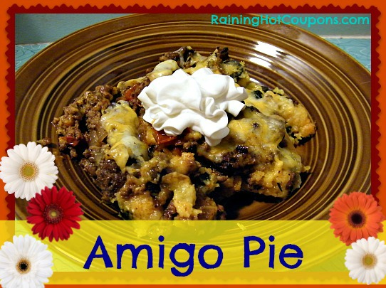 Amigo Pie Recipe