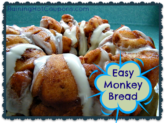 Easy Monkey Bread Easy Monkey Bread Recipe