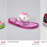 Zulily: Hello Kitty Shoes for Kids As Low As $8.99 + Shipping!