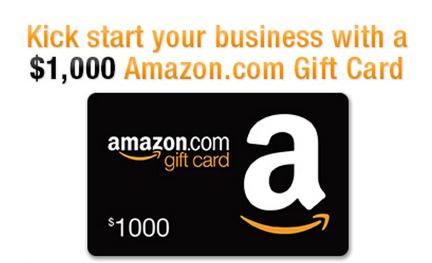 Win 1000 dollar gift card