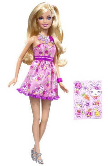 barbie easter amazon
