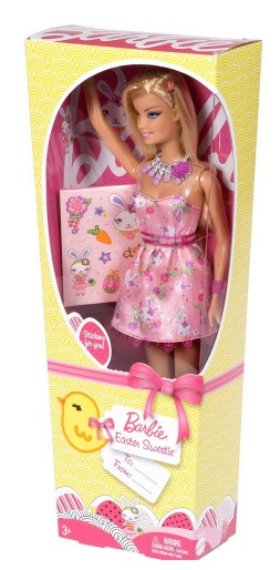 Amazon: Barbie Easter Doll Only $9.99 Shipped!