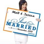"""FREE """"Just Married"""" Sign from Progressive!"""