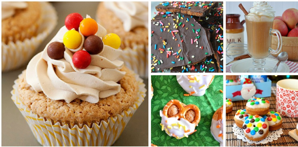 biscoff cupcakes with biscoff buttercream biscoff bark biscoff caramel ...