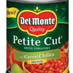 Del Monte Tomatoes $.06 per can at Kroger!