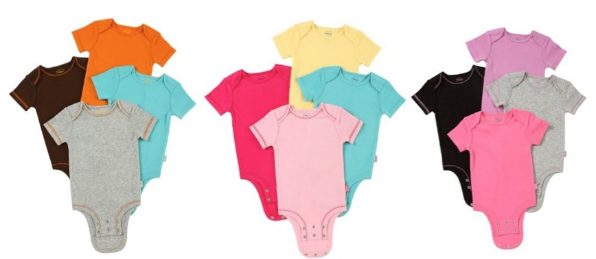 *HOT* Amazon: Disney Baby Bodysuit Onesies Only $1.32 Each Shipped!