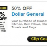 Save 50% off Housewares and more at Dollar General