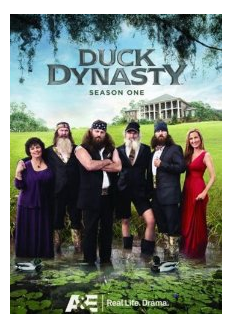 duckdynasty Amazon: Duck Dynasty Season 1 on DVD only $9.99 (Reg. $19.99)