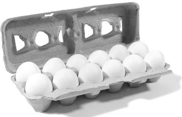 *HOT* Rare $0.55/2 ANY Brand Dozen Eggs
