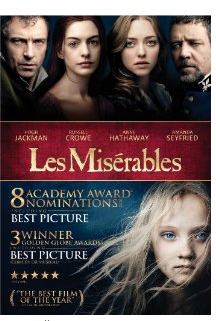 lesmis Amazon: Les Miserables DVD Pre Order only $19.99 (Reg. $29.99)
