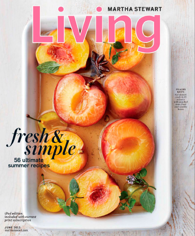 lviing FREE 1 Year Subscription to Martha Stewart Living Magazine