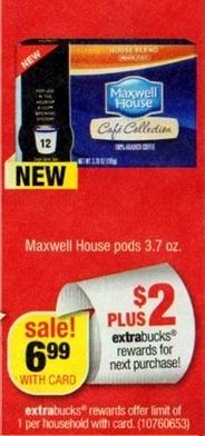 maxwell kcups