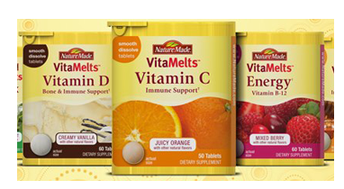 naturemade Free Nature Made Vitamelts Samples