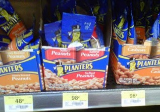 *HOT* FREE Planters Peanuts with New $1/1 Coupon!