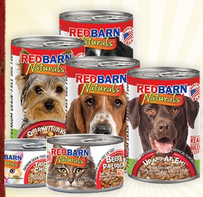 FREE Redbarn Naturals Pet Food Sample