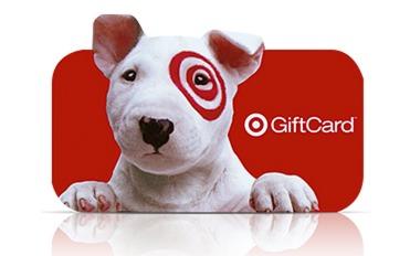 target gift card