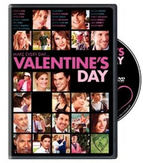Amazon: Valentines Day DVD Only $3.99 Shipped!