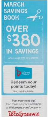 walgreens coupon booklet
