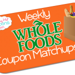 Whole Foods Matchups 4/3-4/9